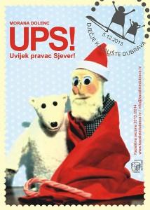 plakat UPS